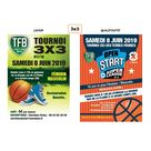TOURNOIS  DE BASKET