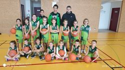 MATCHES DE BASKET-SOIREE SPONSORS-PRESENTATION DE L'ECOLE DE BASKET
