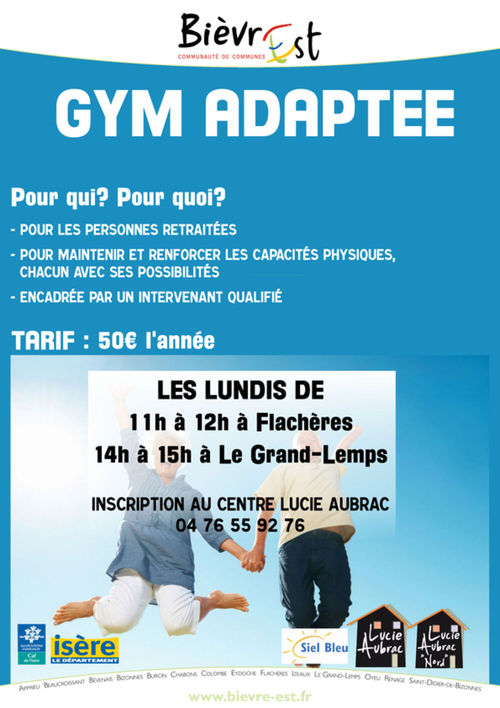 Gym adaptée