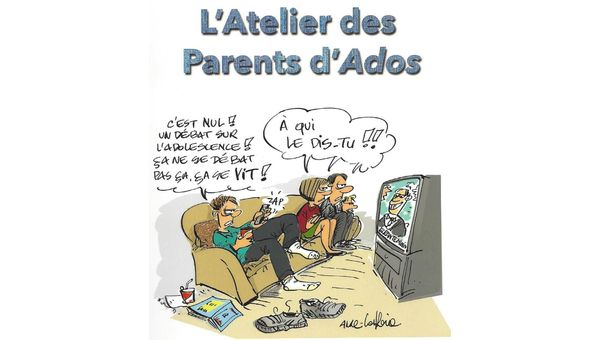 Soirées entre parents d'adolescents